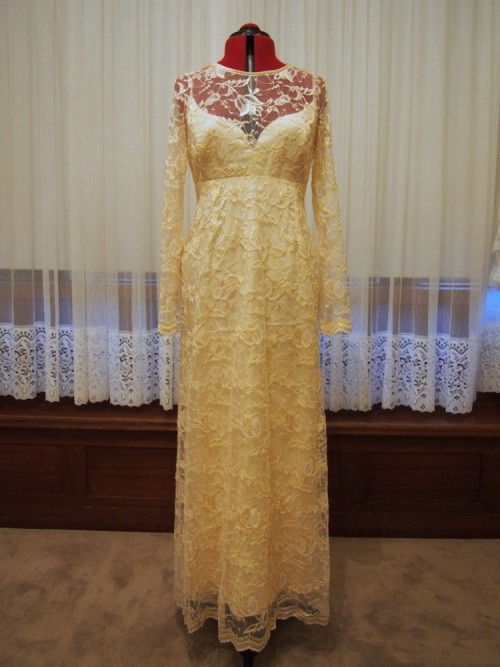 grace vintage wedding dress