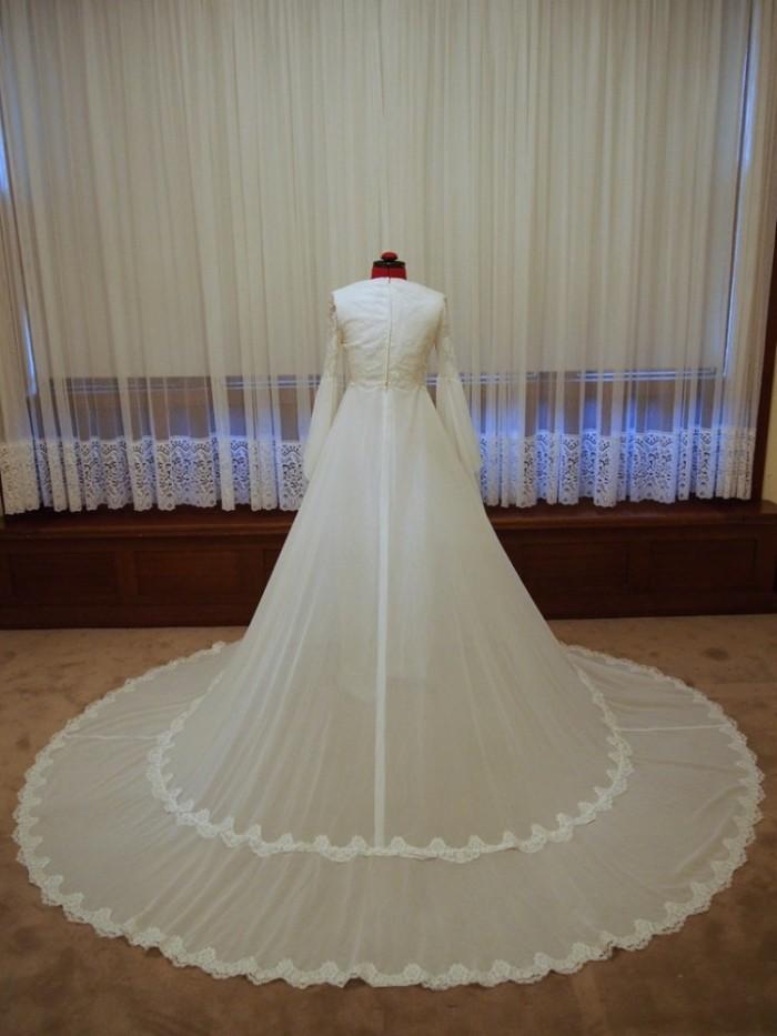 wendy vintage wedding dress