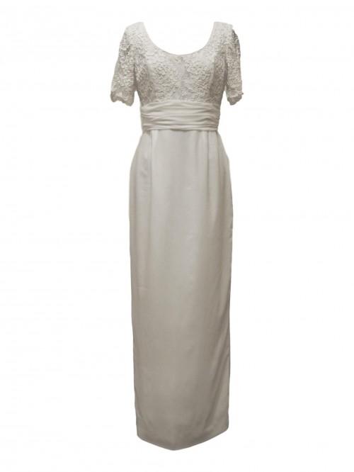annabelle vintage wedding dress