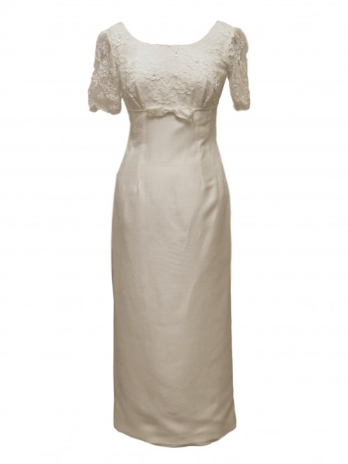 audrey vintage wedding dress