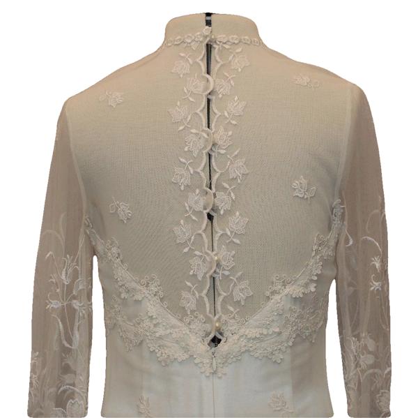 florence vintage wedding dress