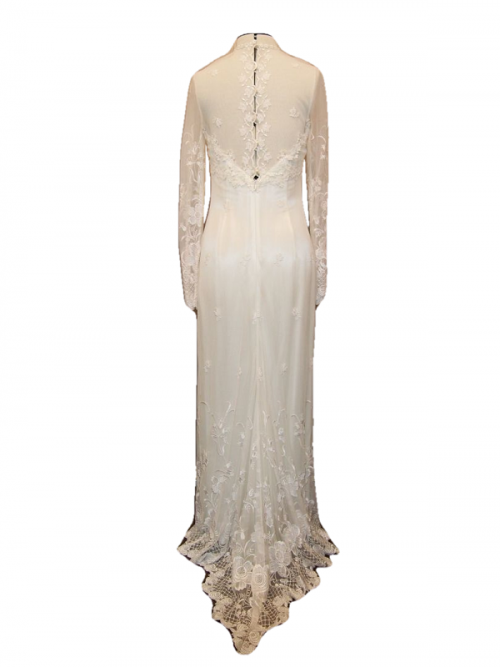 florence vintage wedding dress