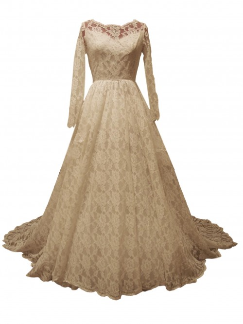 amelira vintage wedding dress