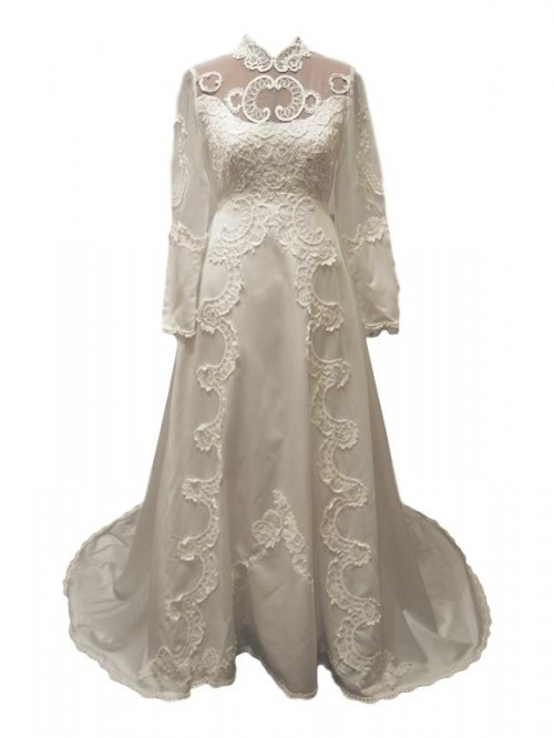 adelaide vintage wedding dress