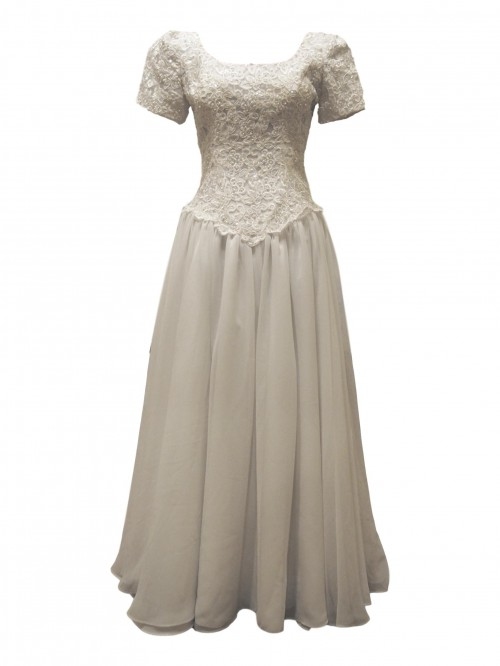 eleanor vintage wedding dress
