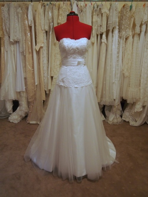 josie vintage wedding dress