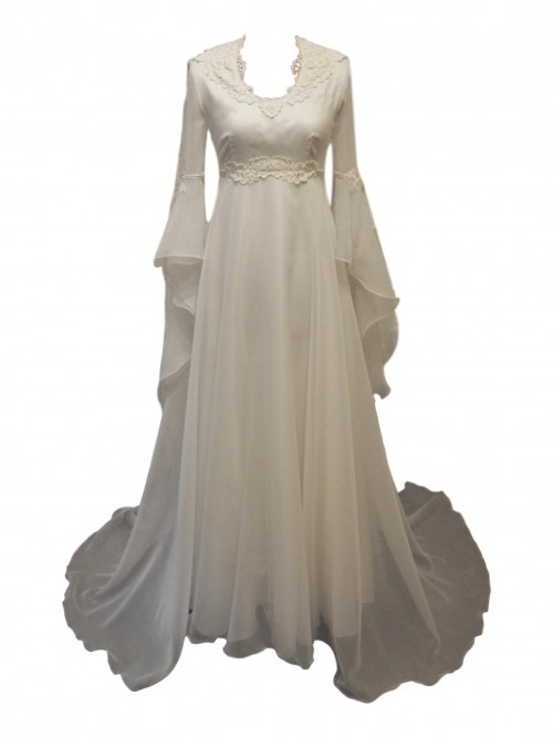 darla vintage wedding dress