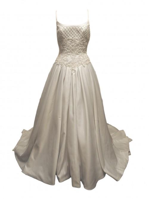 zoe vintage wedding dress