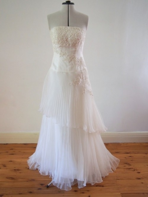 Lucy Vintage Wedding Dress