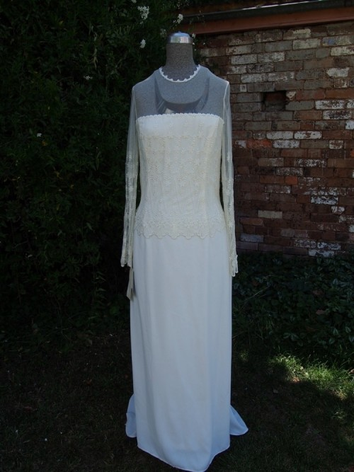 Lily Vintage Wedding Dress