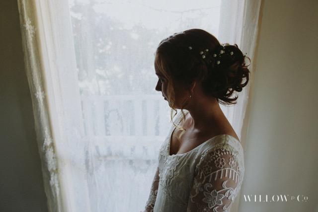 vintage aisle vintage bride