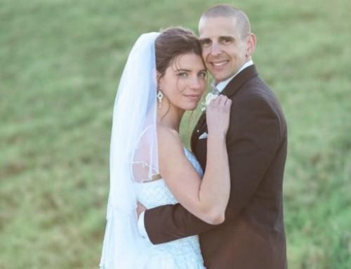 Vintage Aisle Real Bride – Sarah