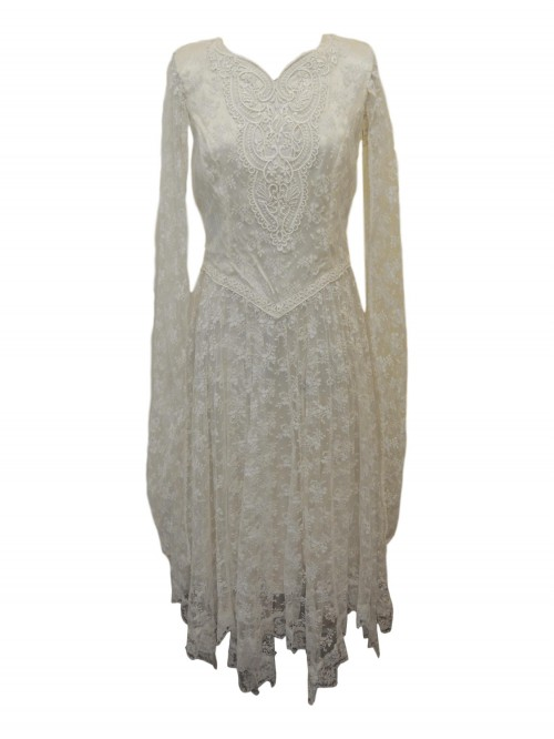 aurelia vintage wedding dress