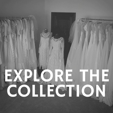 Vintage Aisle Wedding Dress Collection
