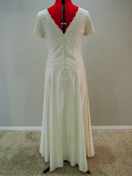 Bertie Vintage Wedding Dress