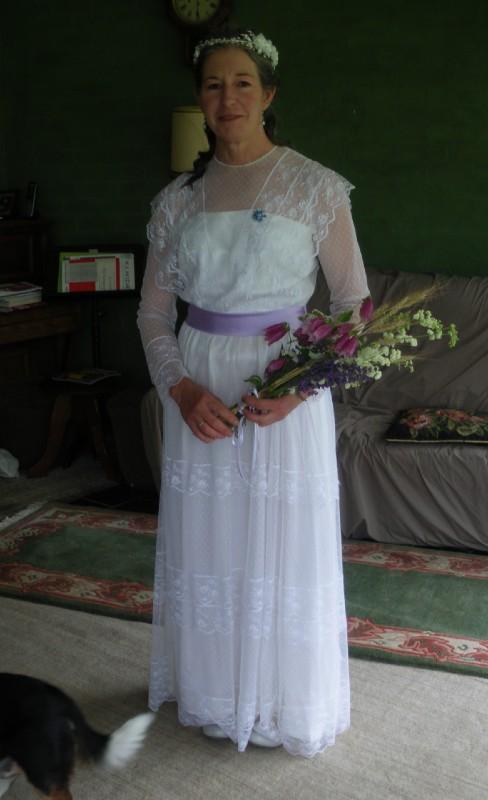 frances vintage bride