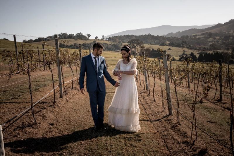 simone vintage bride