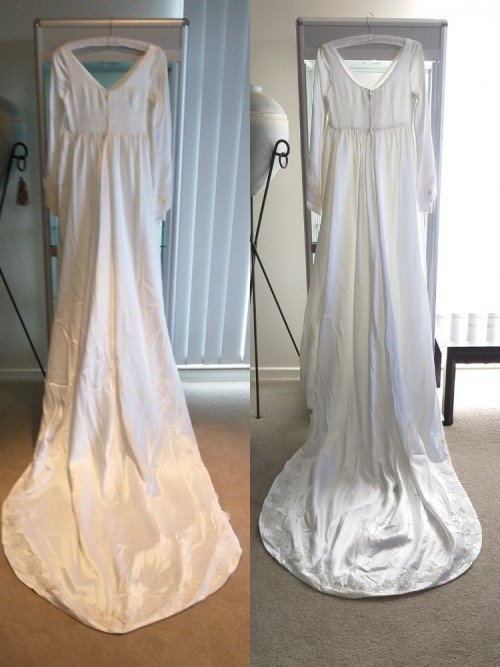 Bobbie Vintage Wedding Dress