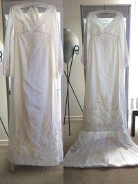 Bobbie Vintage Wedding Dress