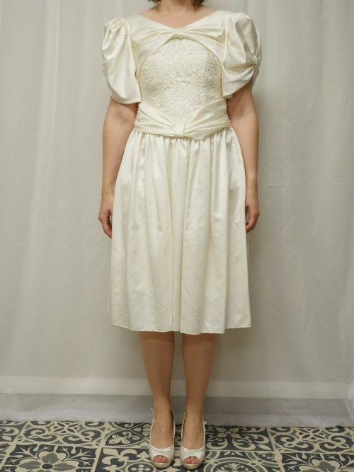 Alexandra Vintage Wedding Dress