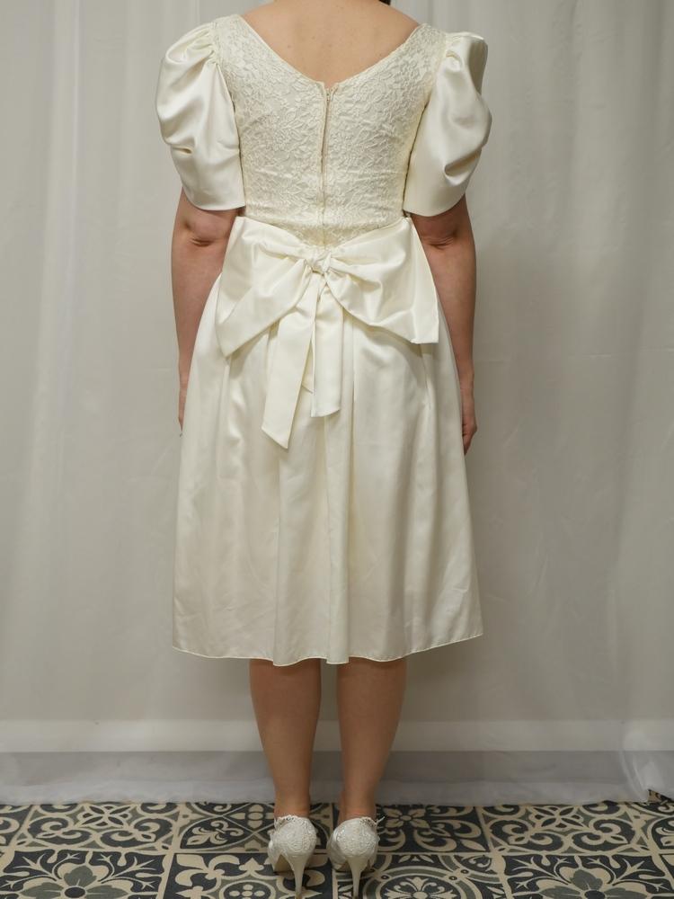 Alexandra Vintage Wedding Dress