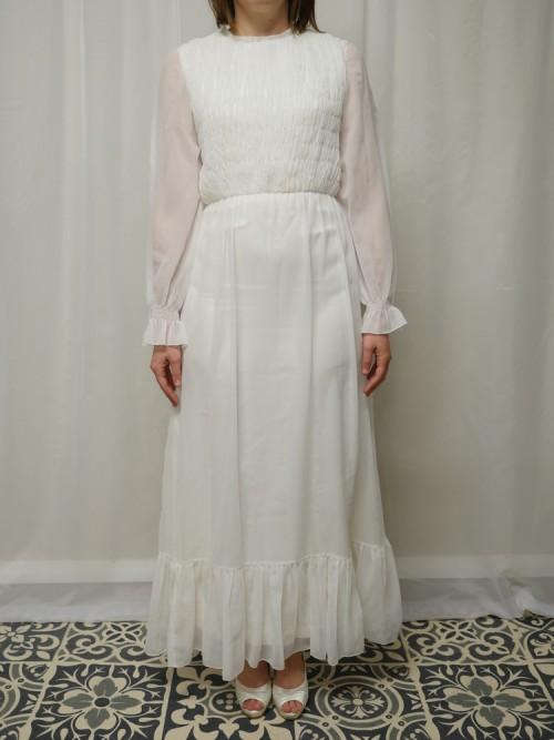 Anastasia Vintage Wedding Dress 2