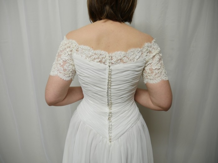 Aurora Vintage Wedding Dress