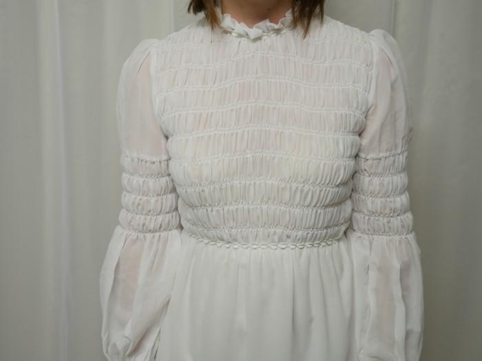 Camila Vintage Wedding Dress 1